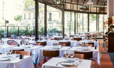 La brasserie la plus prisée de l'ouest parisien