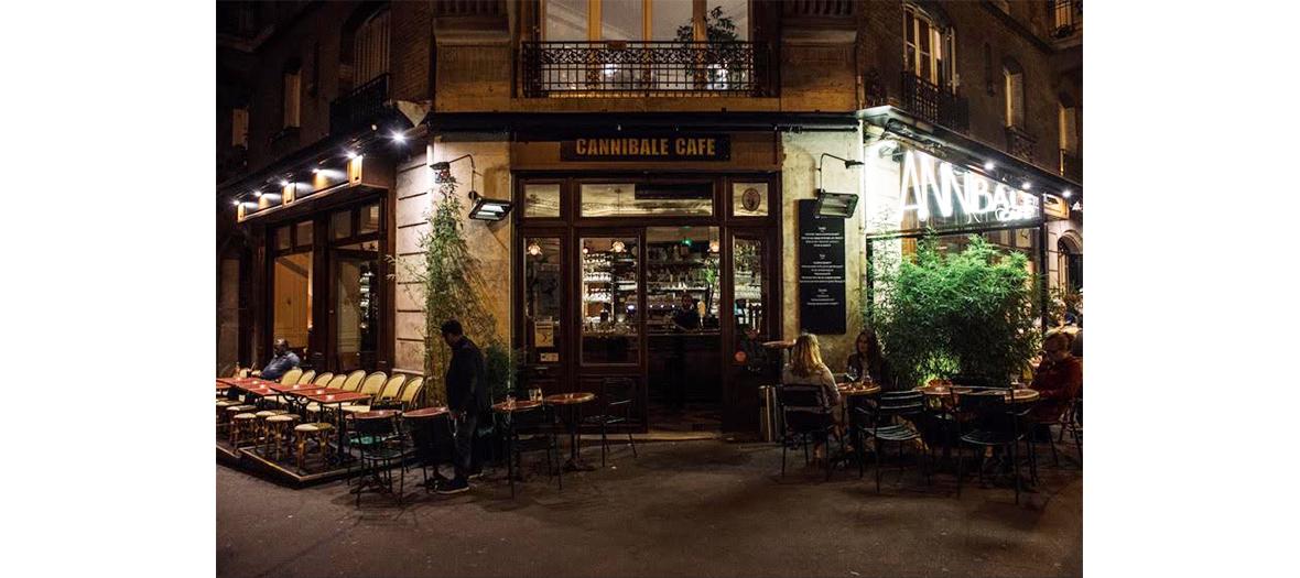 Bistrot Cannibale Café