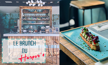 Brunch du Harper's Paris a Arts et Metiers