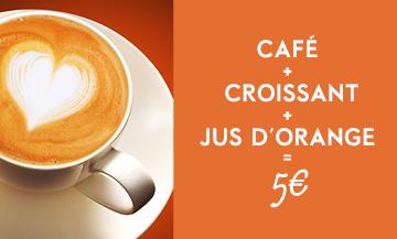 Un petit-déj charity avec Inès de la Fressange à 5 €