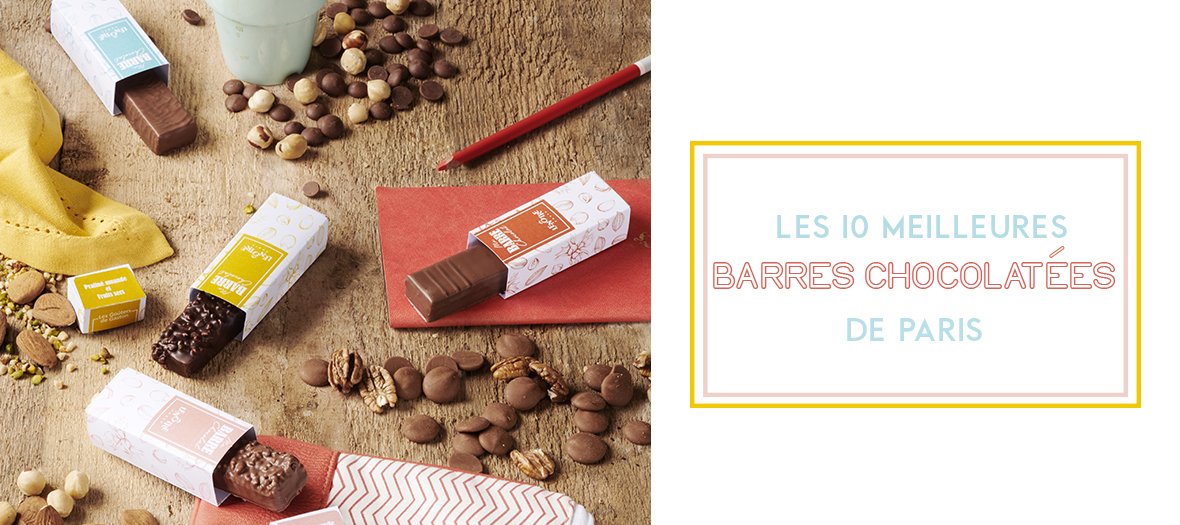 Meilleures Barres Chocolatees De Paris