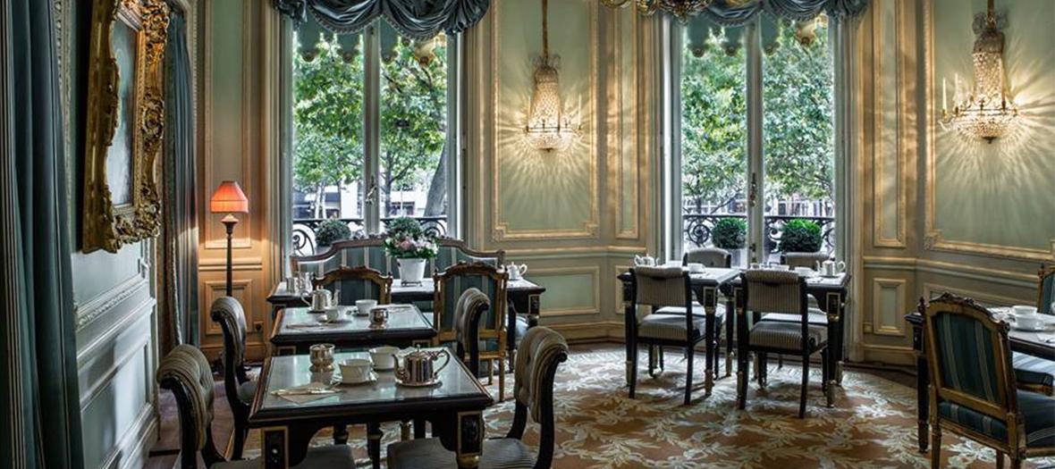Club sandwich du restaurant Ladurée