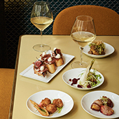 Le nouveau restaurant italien a Paris, decoration, plats et vin