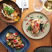 Hebe Restaurant Mediterraneen