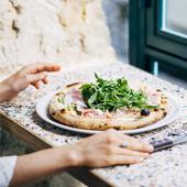 la pizzeria a la francaise