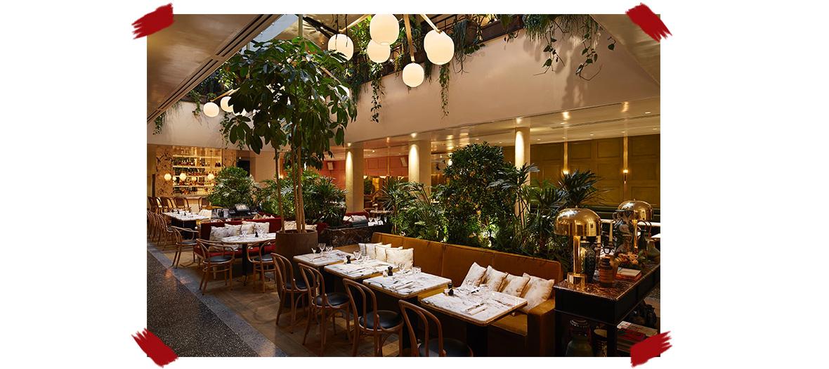 Restaurant de Laura Gonzalez