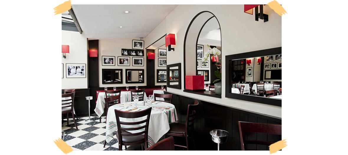 Restaurant italien a la franquette à Paris