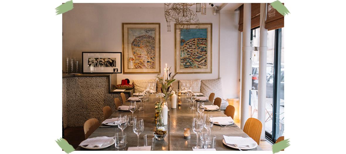 Liza restaurant libanais