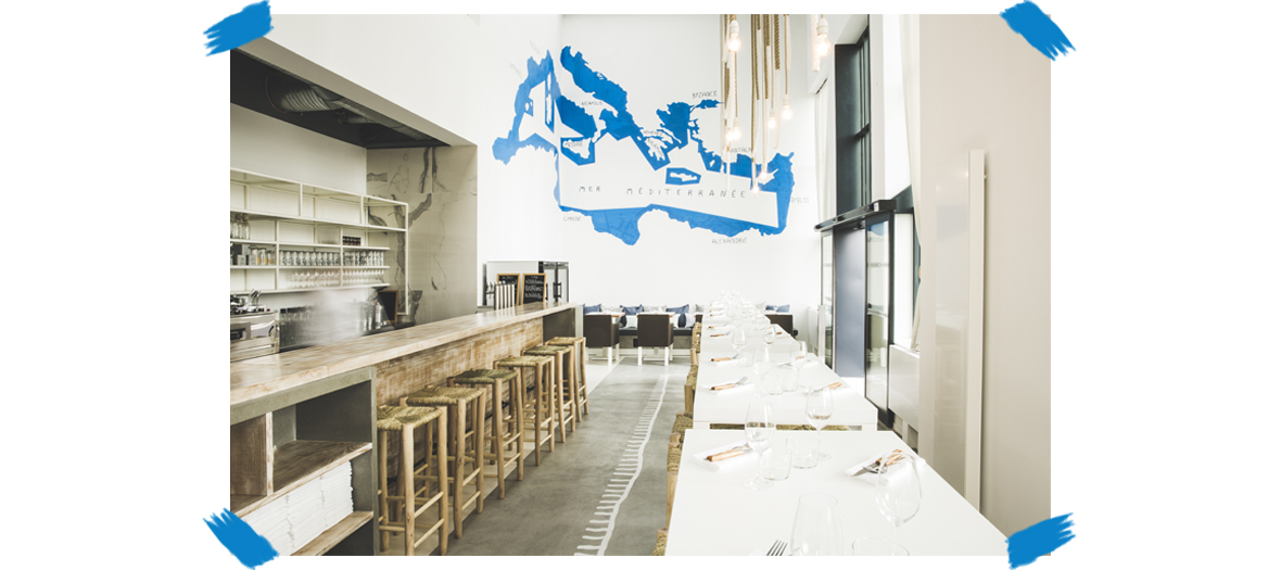 Yaya restaurant grec