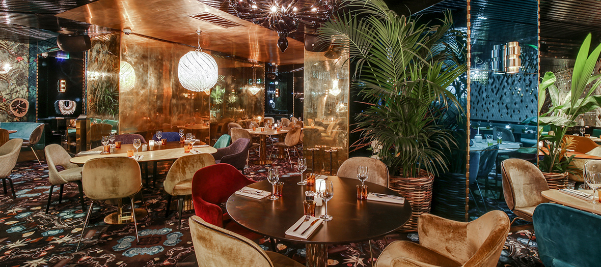 The new Verde by Yeeels branch restaurant of Champs-Elysees by Thibault Sombardier