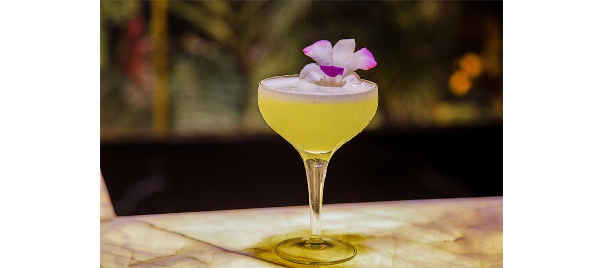Le cocktails mania du restaurant Verde