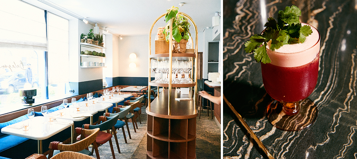 The Restaurants To Party In Paris