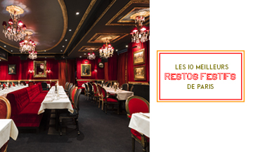 Meilleurs Restaurants Festifs Paris