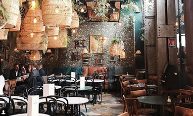 Cafe Le Brebant