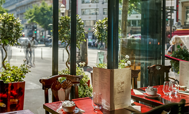 Grand Cafe Des Capucines