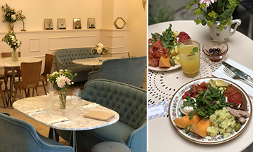 Bontemps opens the coolest tea salon in Paris