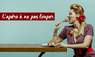 Les Filles à Côtelettes are inviting your for happy hour !