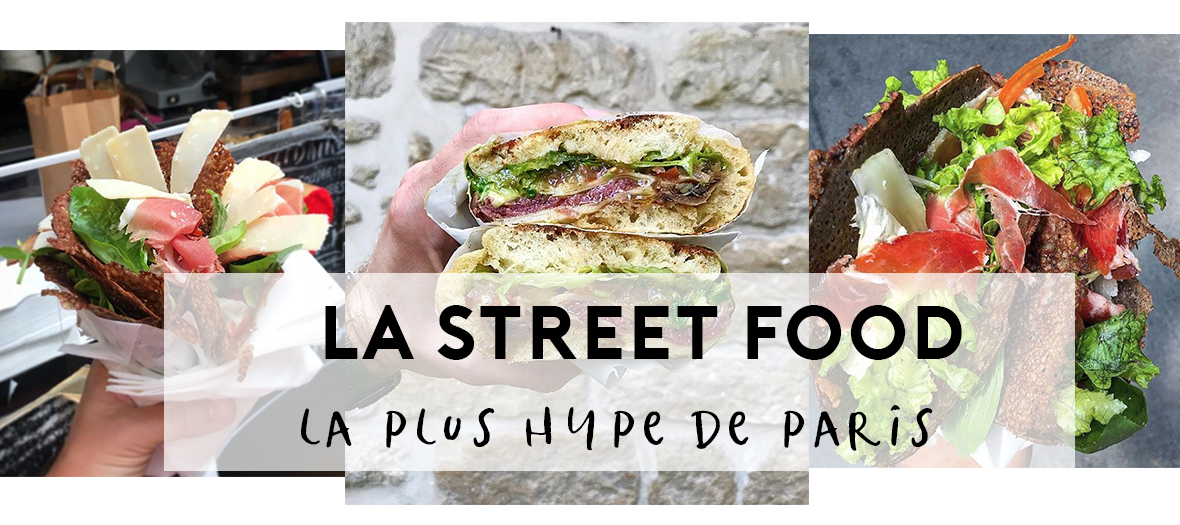 The hippest street food in Paris