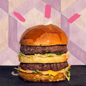 Big Mac du restaurant PNY
