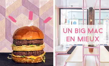 Big Mac du restaurant PNY