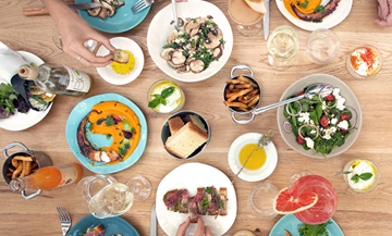 Banquet grec
