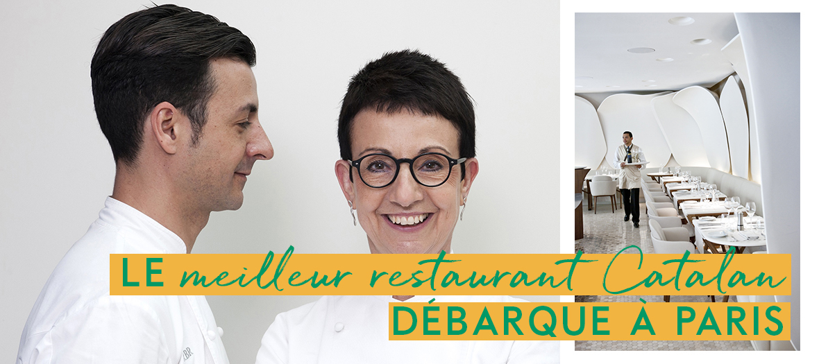 Meilleur restaurant Catalan au Mandarin Oriental
