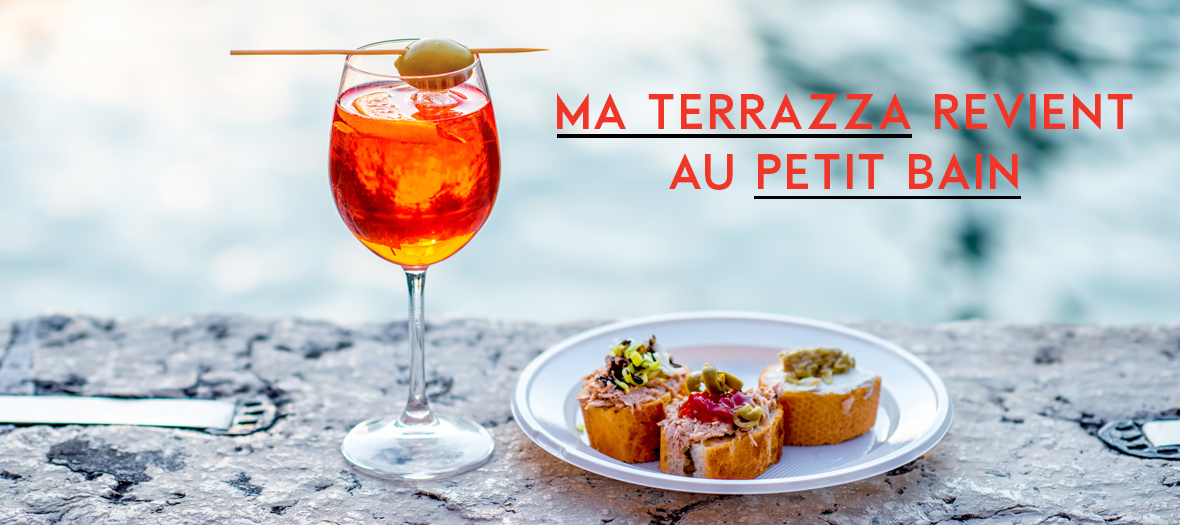 Ma Terrazza Lands At The Petit Bain
