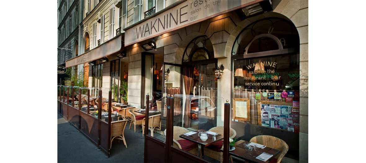 waknine restaurant