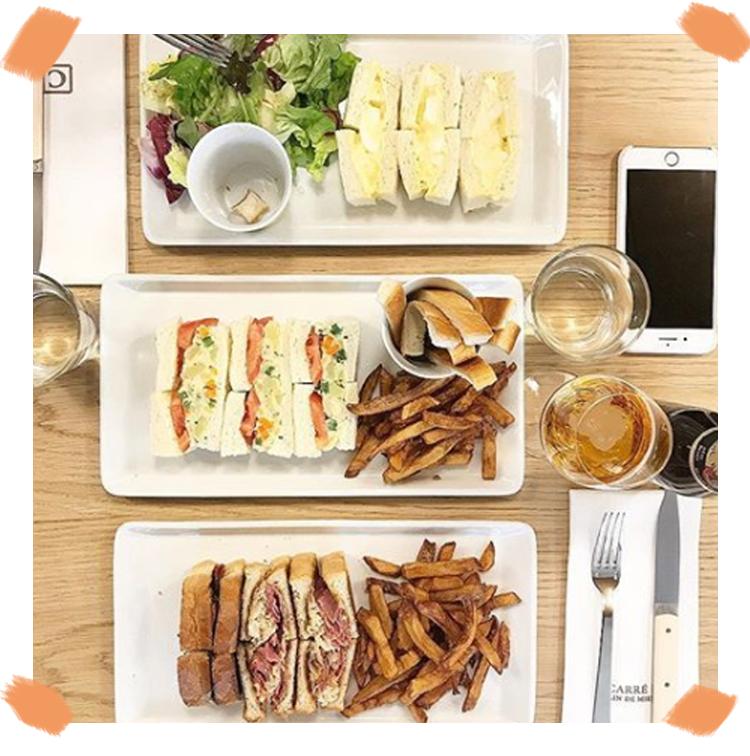 Le Club sandwich pain de mie, poulet, tomate, laitue, oeuf dur, mayonnaise maison