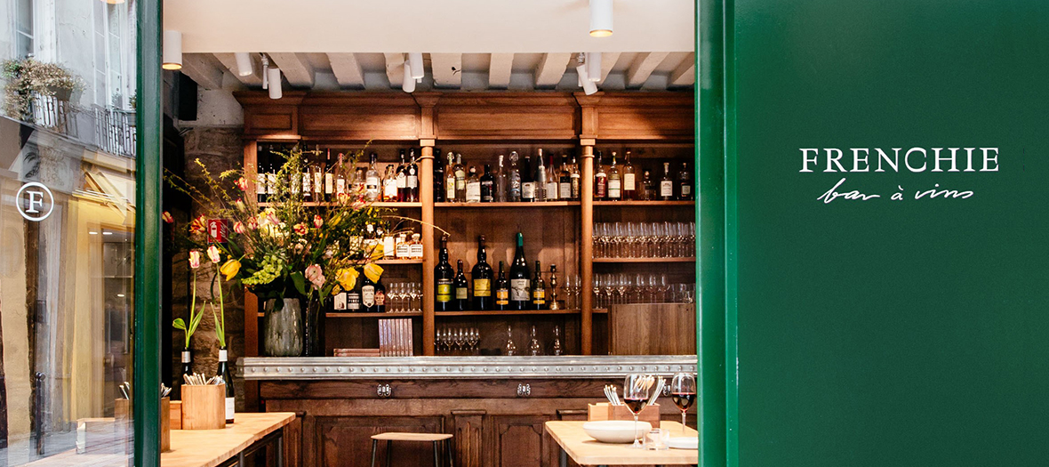 The Frenchie Wine Bar Of Chef Gregory Marchand Redecorated By Emilie