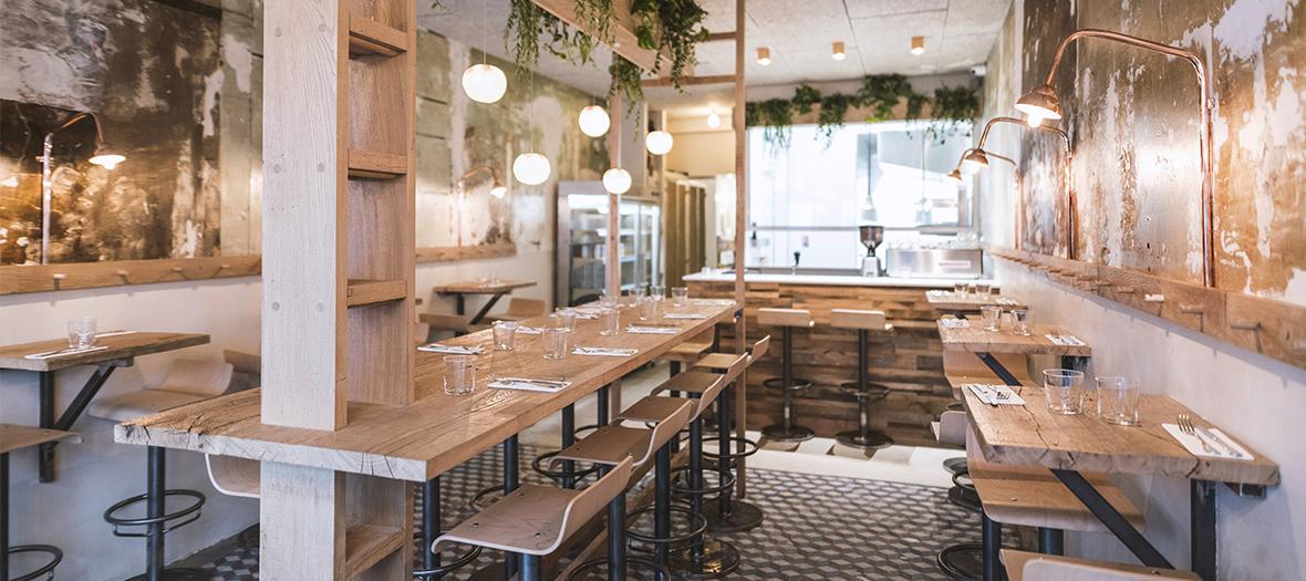 Restaurant et bar de Rafael Gomes