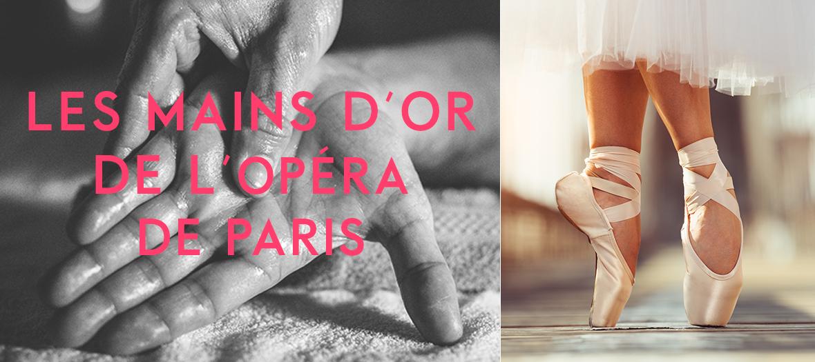 Massage Tui-na, danseuses du Ballet de Paris