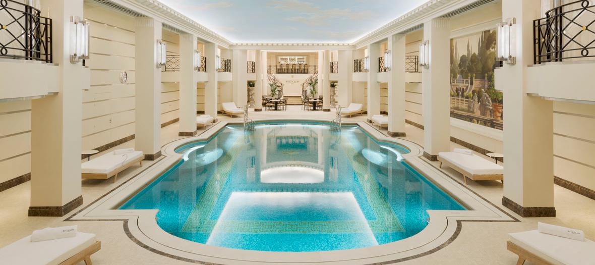 Spa du Ritz Hotel