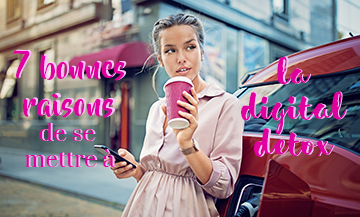 Se mettre a la digital detox