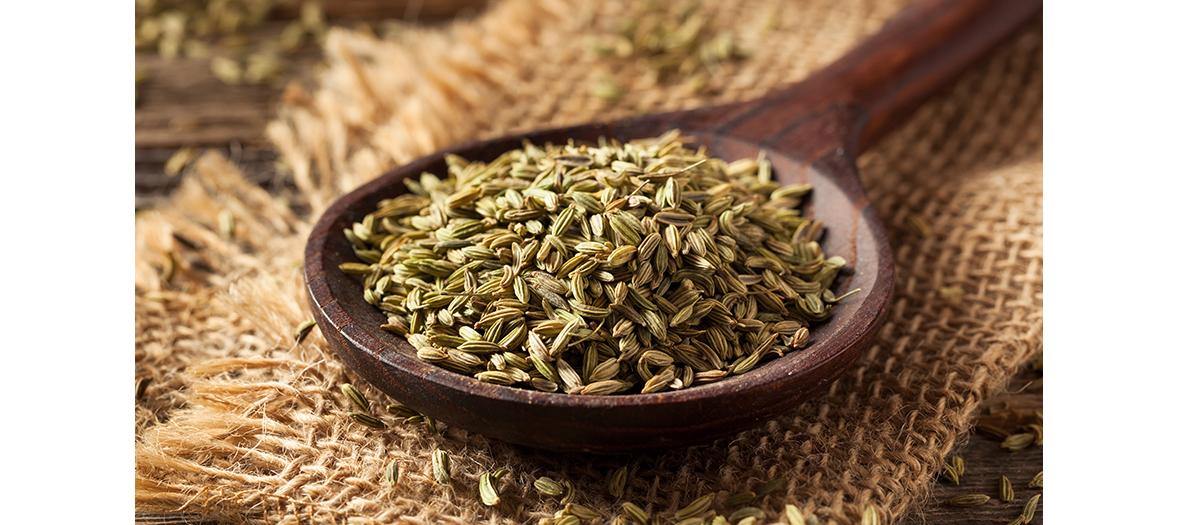 Remede naturel contre l'insomnie avec des graines d'anis vert
