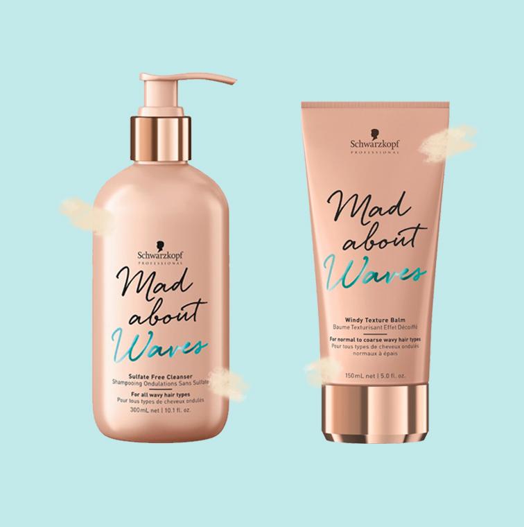 shampoing Ondulations et baume Ondulations