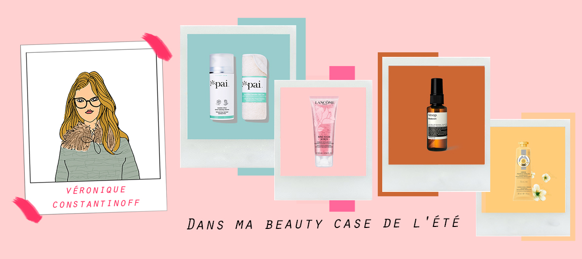 Beauty case été 2018