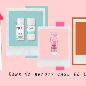 Beauty case été 2018