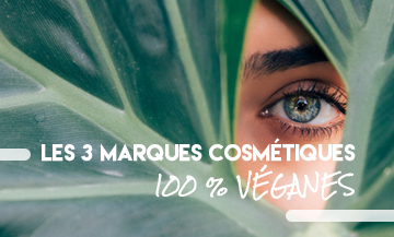 Vegan cosmetics: 3 ethical chic labels