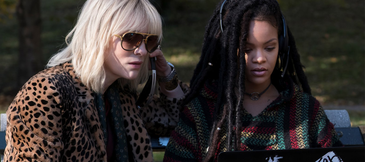 Extrait avec Rihanna et Cate Blanchett