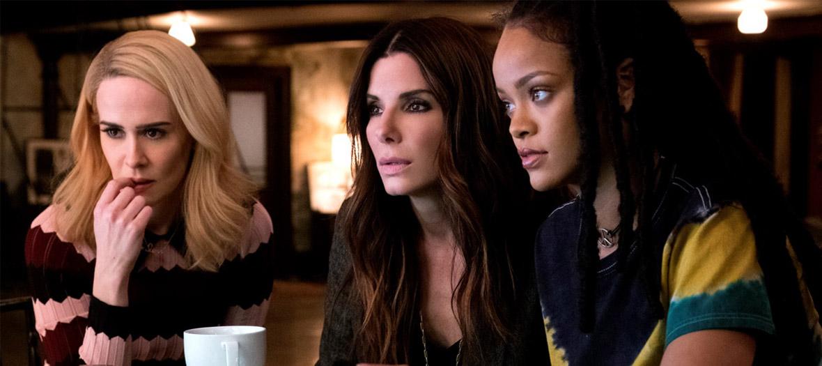 Film avec Rihanna, Sandra Bullock et Sarah Paulson