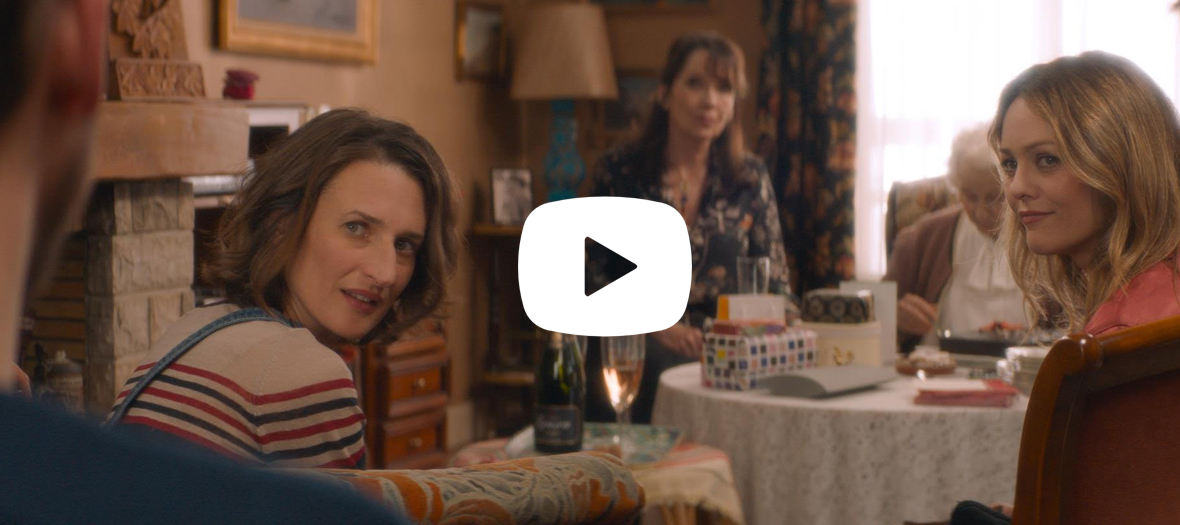 Extrait du film avec Camille Cottin et Vanessa Paradis