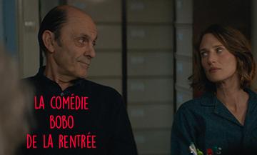 Vanessa Paradis, Camille Cottin, Jean-Pierre Bacri dans un portrait de famille