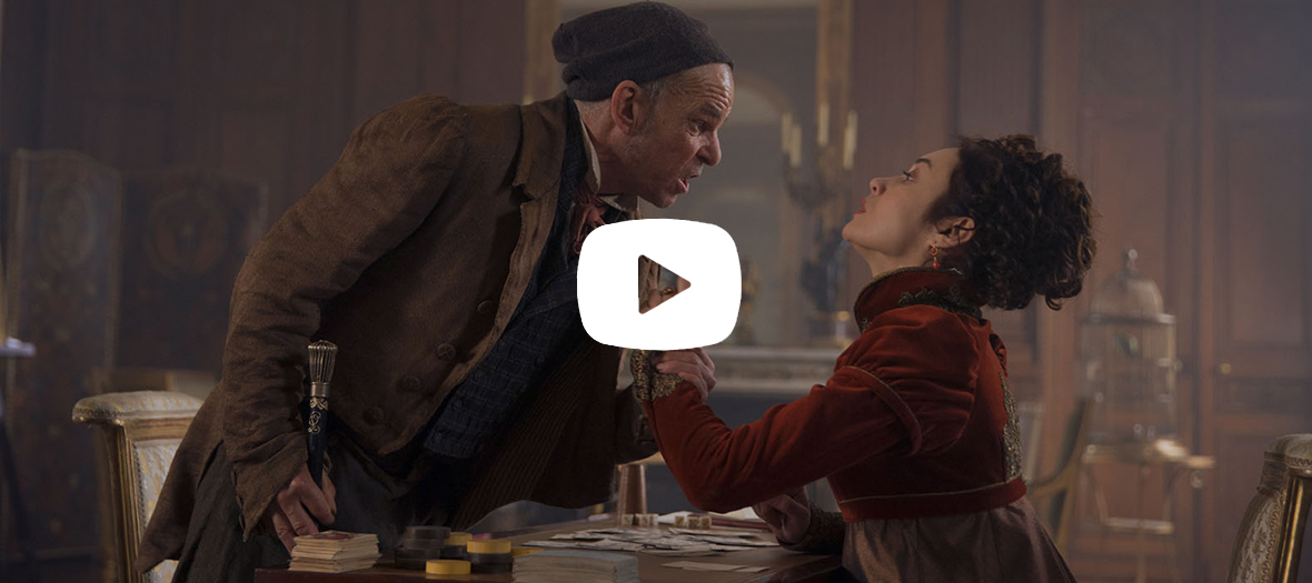 Extrait du film L'empereur de Paris avec Denis Lavant et Olga Kurylenko