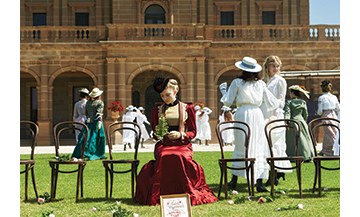 Picnic at Hanging Rock: the series inspired by Virgin Suicides