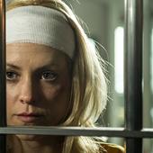 Maggie Civantos dans la serie Derriere les barreaux