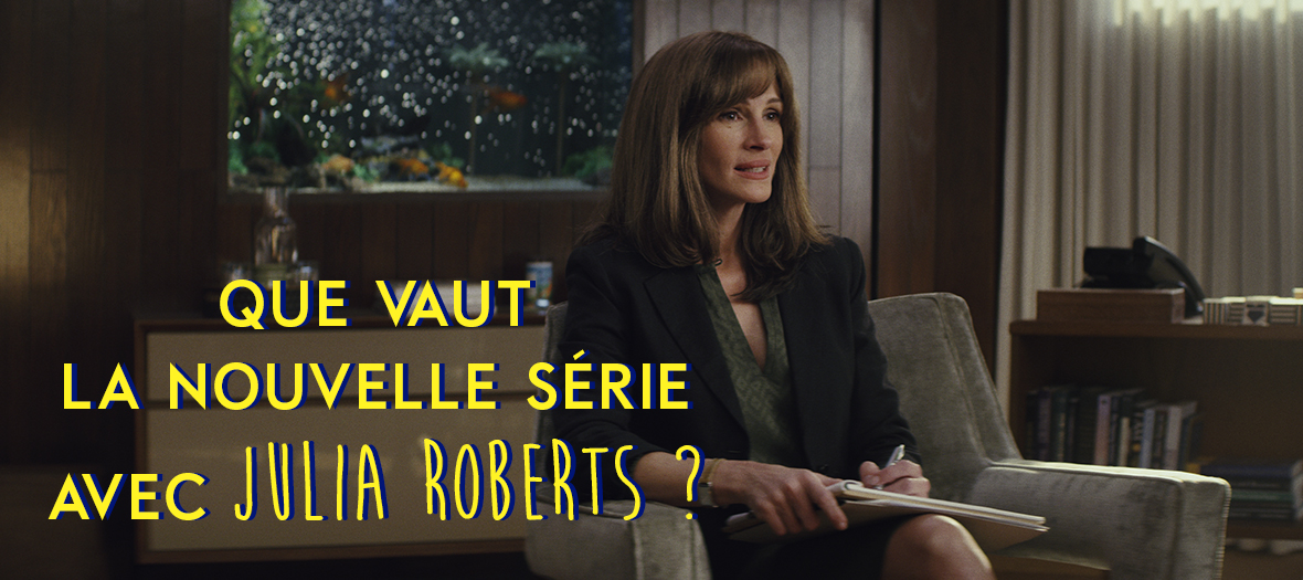 Serie Amazon prime avec Julia Roberts