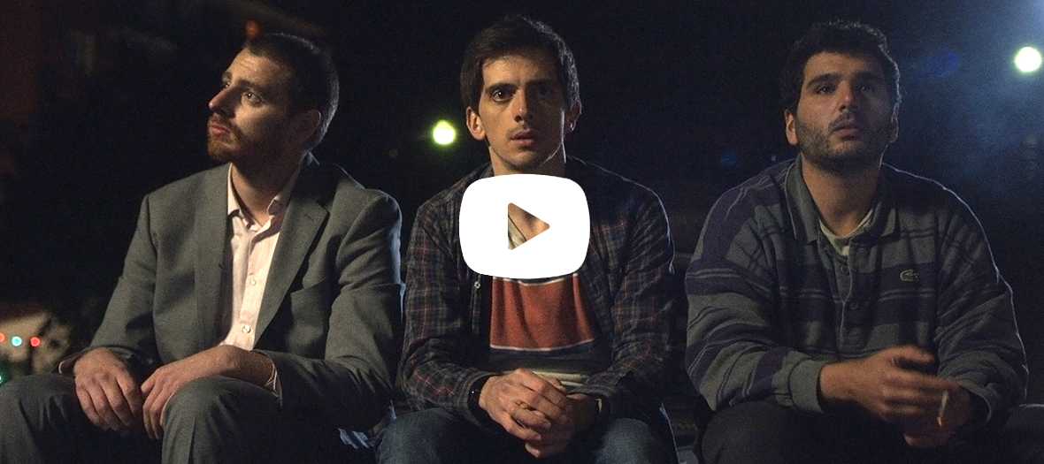 Extrait de la serie avec Pablo Pauly, Bryan Marciano et Alexandre Boublil