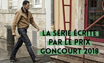 adaptation du livre Prix Goncourt en serie avec Roschdy Zem