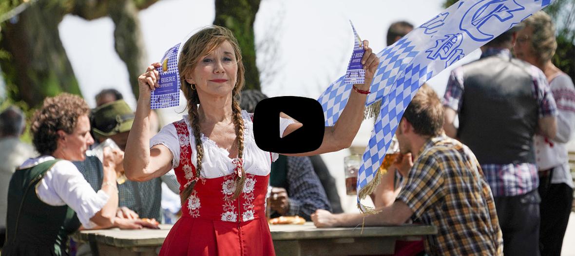 Extrait de la serie Deutsch les Landes avec Marie-Anne Chazel